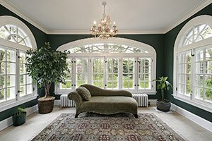Residential Living Room Window