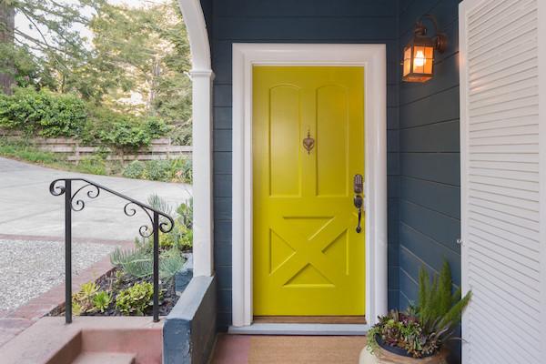 how to choose a front door